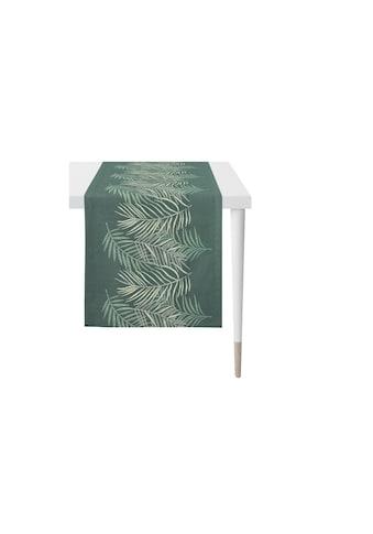 APELT Tischläufer »APELT Tischläufer Smaragd & Petrol« kaufen