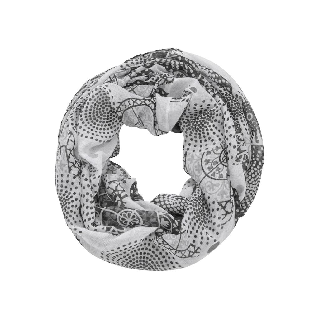J.Jayz Loop, mit Ornament-Druck