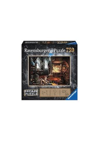 Ravensburger Puzzle »ESCAPE 5 Drachen Labor« kaufen