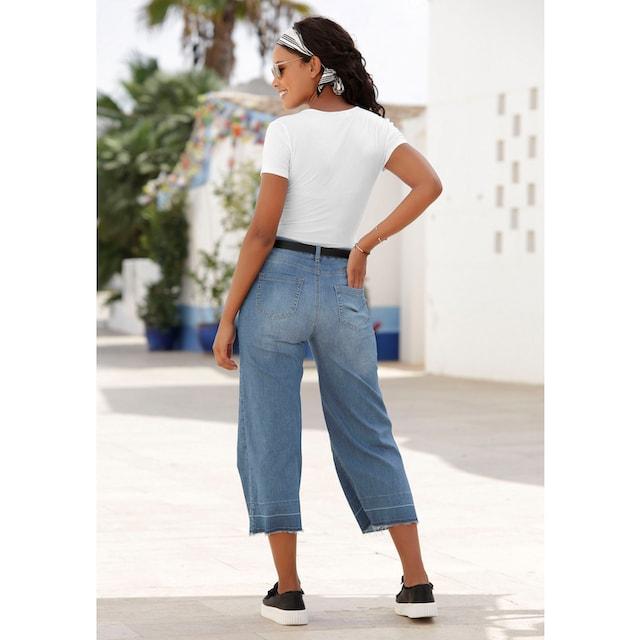Buffalo Culotte-Jeans