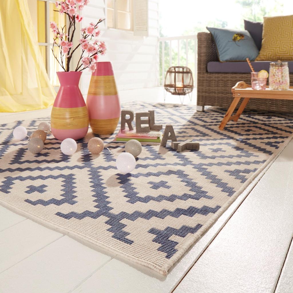 Teppich, »Ronda«, my home, rechteckig, Höhe 5 mm, maschinell gewebt