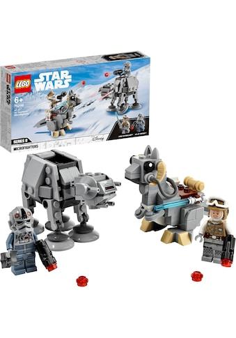 LEGO® Konstruktionsspielsteine »AT-AT™ vs. Tauntaun™ Microfighters (75298), LEGO® Star... kaufen