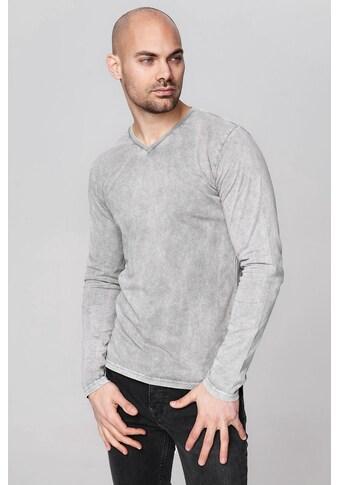 trueprodigy Langarmshirt »Premium Basic Leroy« kaufen
