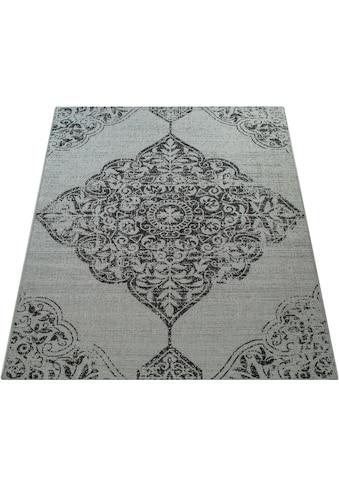 Teppich, »Coco 202«, Paco Home, rechteckig, Höhe 4 mm, maschinell gewebt kaufen