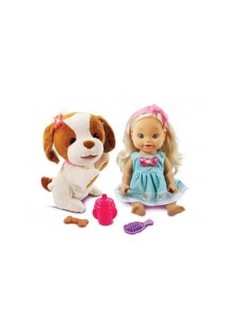 Puppe Lea mit Hündchen, VTech kaufen