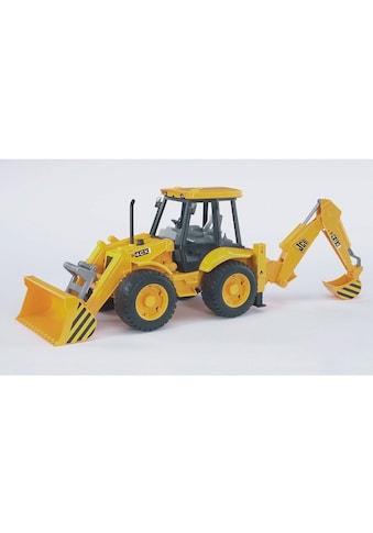 Bruder® Spielzeug-Bagger »JCB 4CX Baggerlader«, Made in Germany kaufen