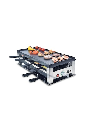 Raclette - Grill, Solis, »Typ 791 5 in 1, 8 Personen« kaufen