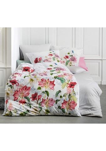 fleuresse Wendebettwäsche »Bed Art J 4129 (2tlg.)«, mit eindrucksvoller Blütenpracht kaufen