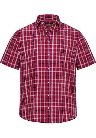 Jan Vanderstorm Kurzarmhemd »FEELIKS«, aus luftigem Seersucker kaufen