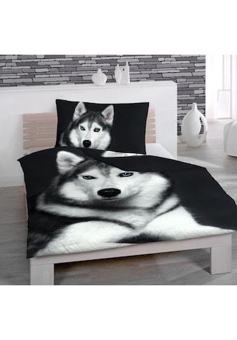Bettwäsche »Husky« kaufen