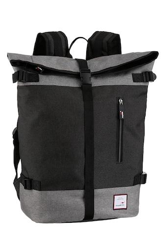 KangaROOS Cityrucksack, mit modischem Roll Top kaufen