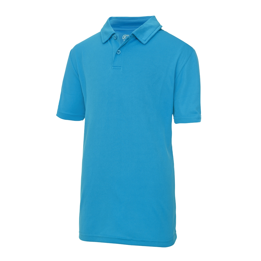 AWDIS Poloshirt »Kinder Unisex Sport Polo Shirt (2 Stück/Packung)«