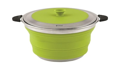 Outwell Kochtopf »Collaps Pot & Lid 4.5 L«, Kunststoff-Edelstahl, (2 tlg.) kaufen