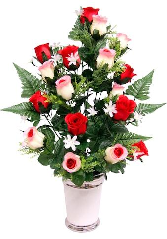 Kunstpflanze »Rosen« kaufen