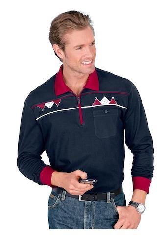 Classic Basics Poloshirt aus reiner Baumwolle kaufen