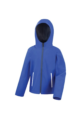 Result Softshelljacke »Core Kinder Unisex Junior Softshell - Jacke mit Kapuze« kaufen