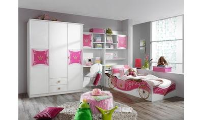 rauch ORANGE Jugendzimmer-Set »Kate«, (Set, 4 tlg.), mit Kleiderschrank kaufen