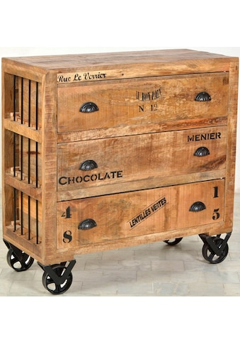 SIT Kommode »Rustic«, Breite 90 cm, Shabby Chic, Vintage kaufen