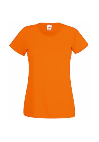 Fruit of the Loom T-Shirt »Lady-Fit Damen« kaufen