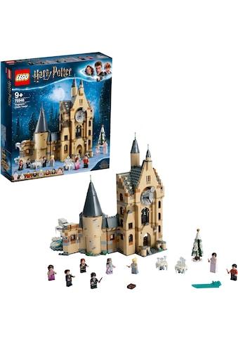 "LEGO® Konstruktionsspielsteine ""Hogwarts™ Uhrenturm (75948), LEGO® Harry Potter"", (922 - tlg.) kaufen"