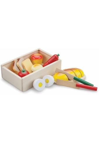 """New Classic Toys® Spiellebensmittel """"Schneideset Frühstück"""", (11 - tlg.) kaufen"""