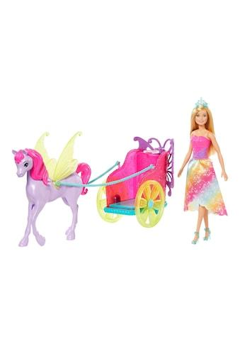 Dreamtopia, Barbie®, »Prinzessin mit Kutsche« kaufen