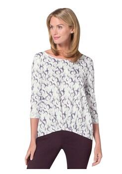 2a931c3c02a74b Ambria Shirt mit Falten am Saum kaufen