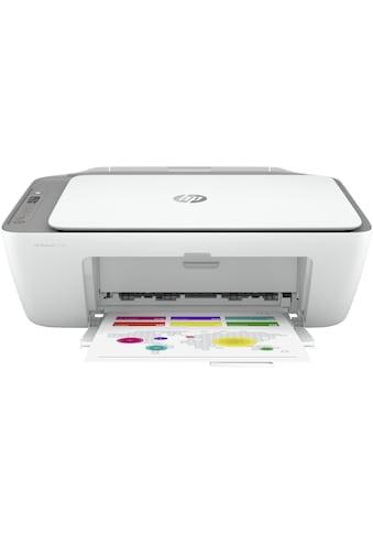 HP Multifunktionsdrucker »DeskJet 2720 All-in-One« kaufen