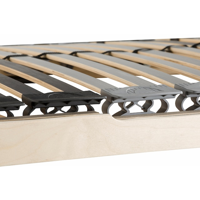 Lattenrost, »Comfort Gasdruckfeder«, Beco, Kopfteil manuell verstellbar
