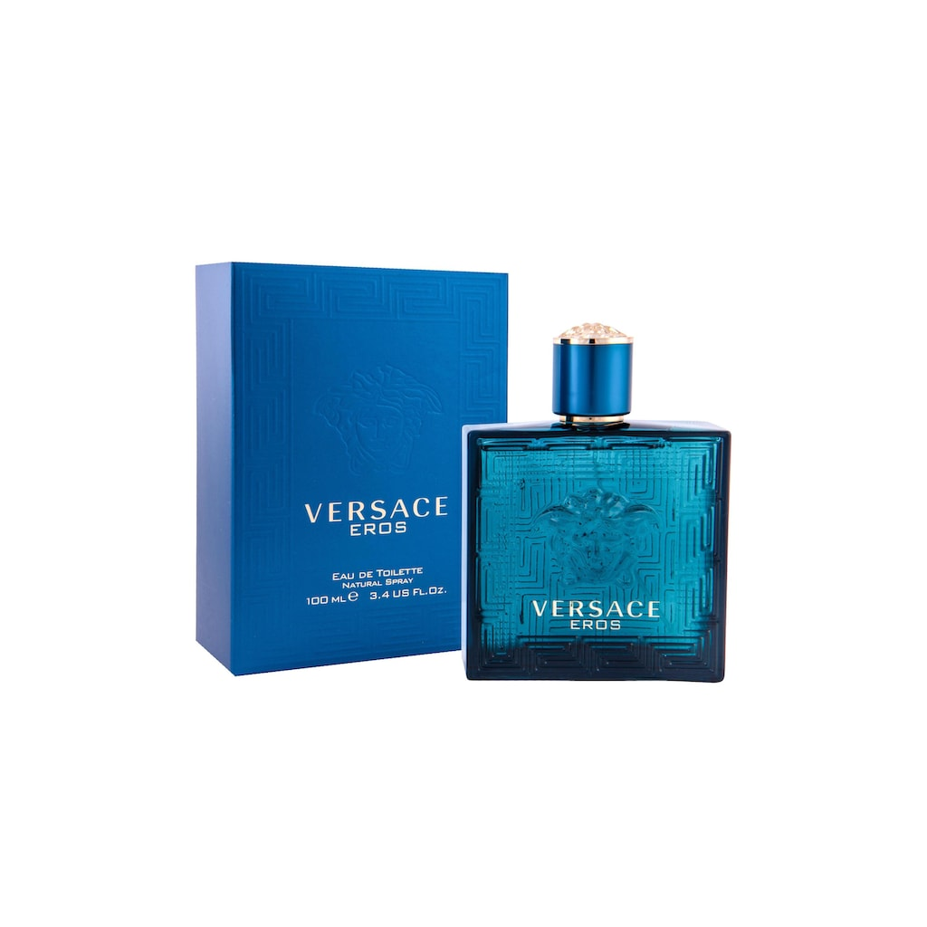 Versace Eau de Toilette »Eros 100 ml«