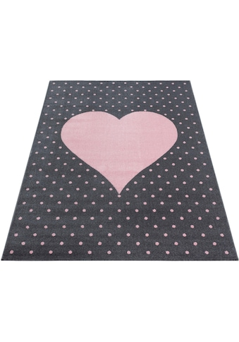 Kinderteppich, »Bambi 830«, Ayyildiz, rechteckig, Höhe 11 mm, maschinell gewebt kaufen
