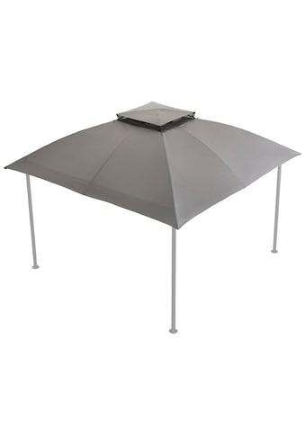 KONIFERA Ersatzdach für Pavillon »Falkenstein«, BxL: 345x345 cm, grau kaufen