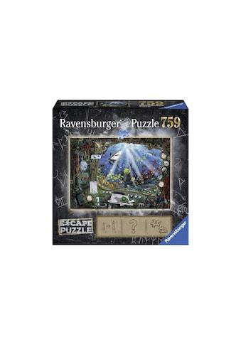 Ravensburger Puzzle »ESCAPE 4 U-Boot« kaufen