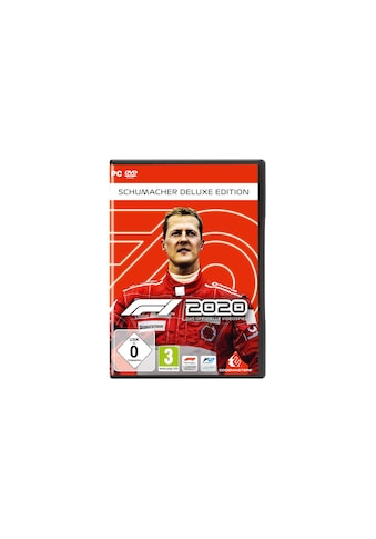 Spiel »F1 2020 - Schumacher Deluxe Edition«, PC kaufen