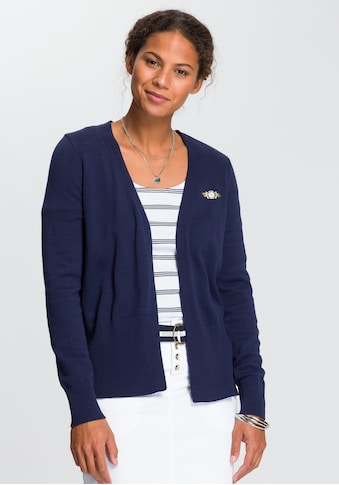 TOM TAILOR Polo Team Strickjacke kaufen