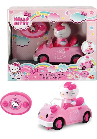 Dickie Toys Spielzeug-Auto »Hello Kitty IRC Single-Drive« kaufen