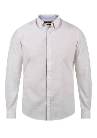 Indicode Langarmhemd »Luan«, Hemd mit Knopfleiste kaufen