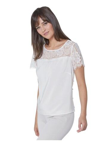 création L Bluse aus reiner Seide kaufen