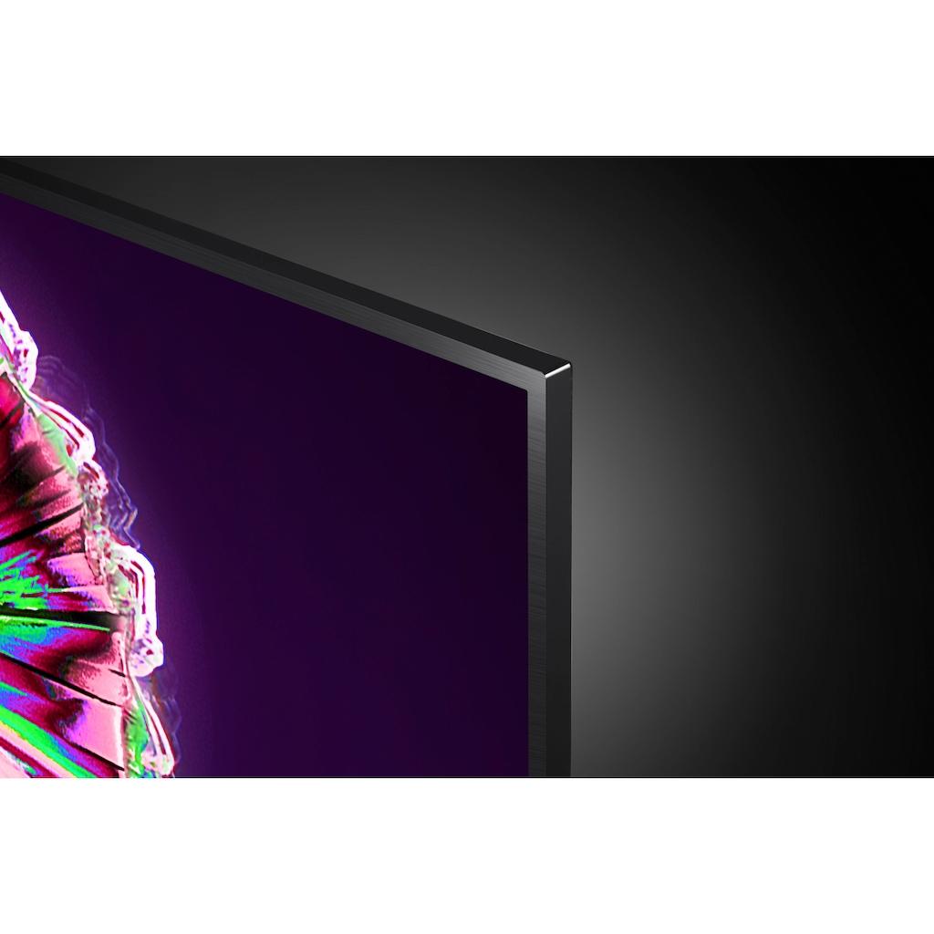 "LG LED-Fernseher »55NANO796NE«, 139 cm/55 "", 4K Ultra HD, Smart-TV, NanoCell-Google Assistant, Alexa und AirPlay 2-inkl. Magic Remote-Fernbedienung-50 Hz Panel"