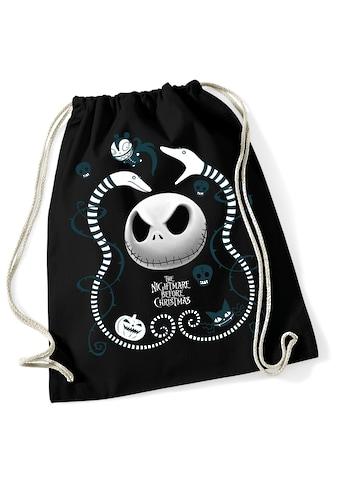 Disney Turnbeutel »Disney The Nightmare Before Christmas Snake Charmer Gym Bag« kaufen