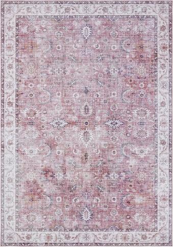 NOURISTAN Teppich »Vivana«, rechteckig, 5 mm Höhe, Vintage Design, Orient-Optik,... kaufen