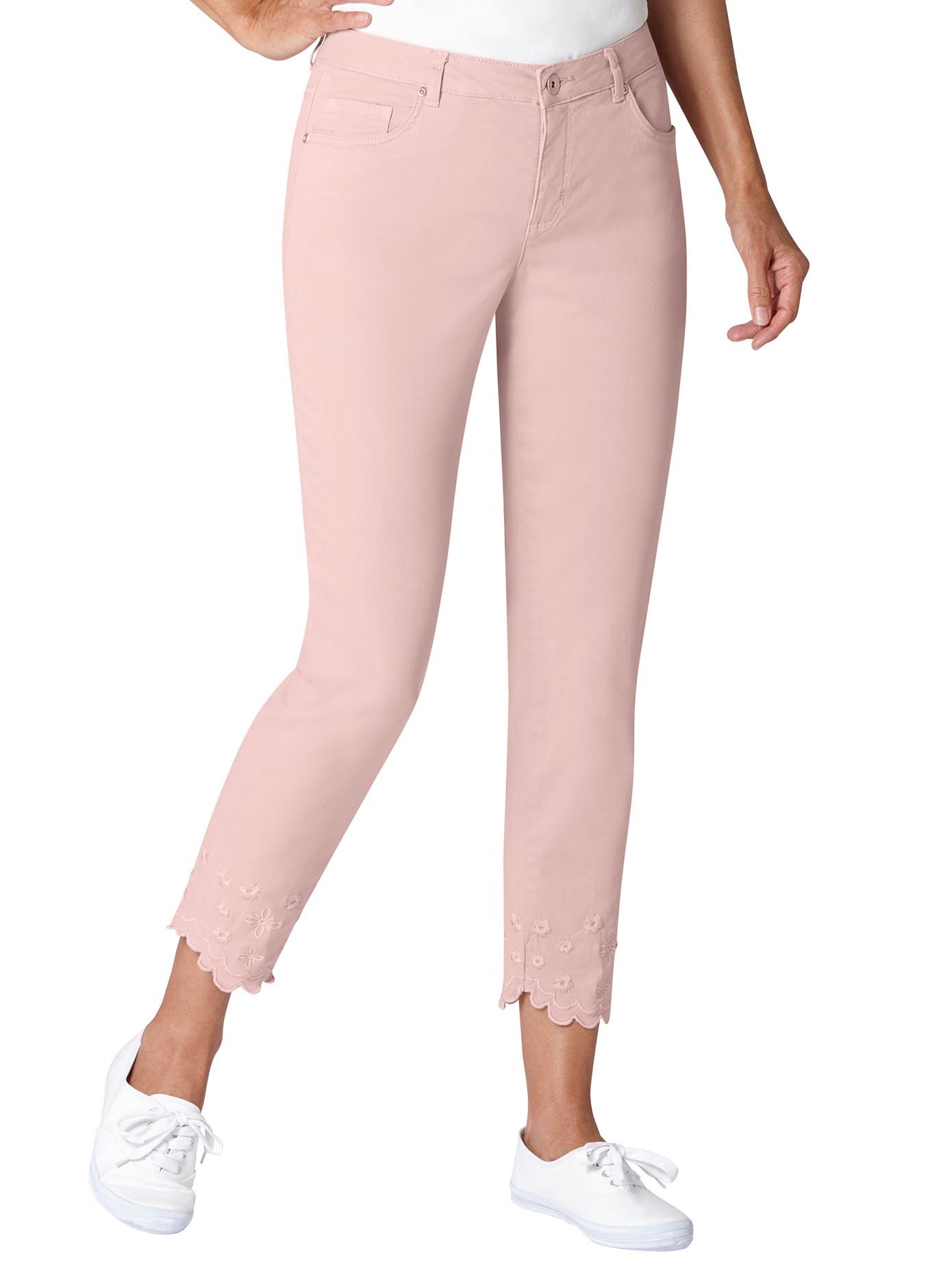 Image of Ambria 7/8-Jeans in topaktueller verkürzter Länge