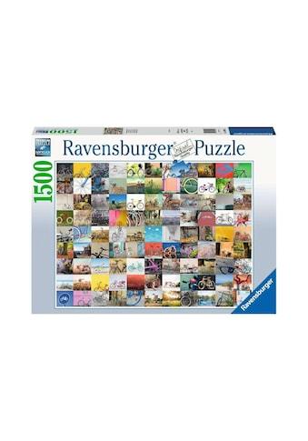 Ravensburger Puzzle »99 Fahrräder un« kaufen