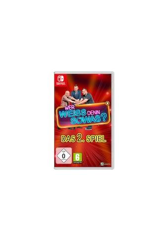 Spiel »Wer weiss denn sowas? 2«, Nintendo Switch, Standard Edition kaufen