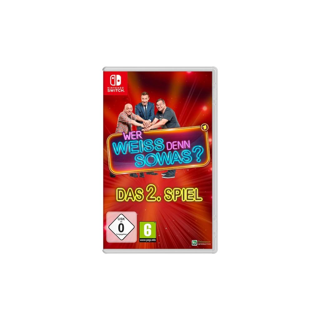 Spiel »Wer weiss denn sowas? 2«, Nintendo Switch, Standard Edition
