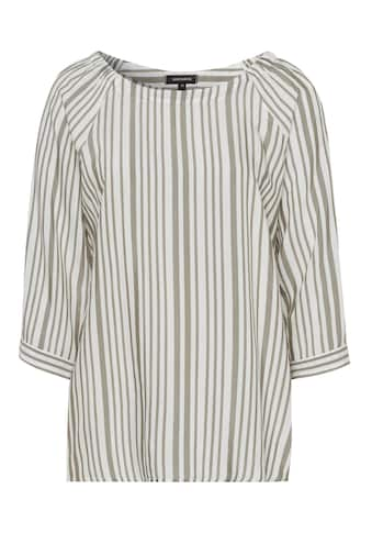 MORE&MORE Striped Blouse Active kaufen
