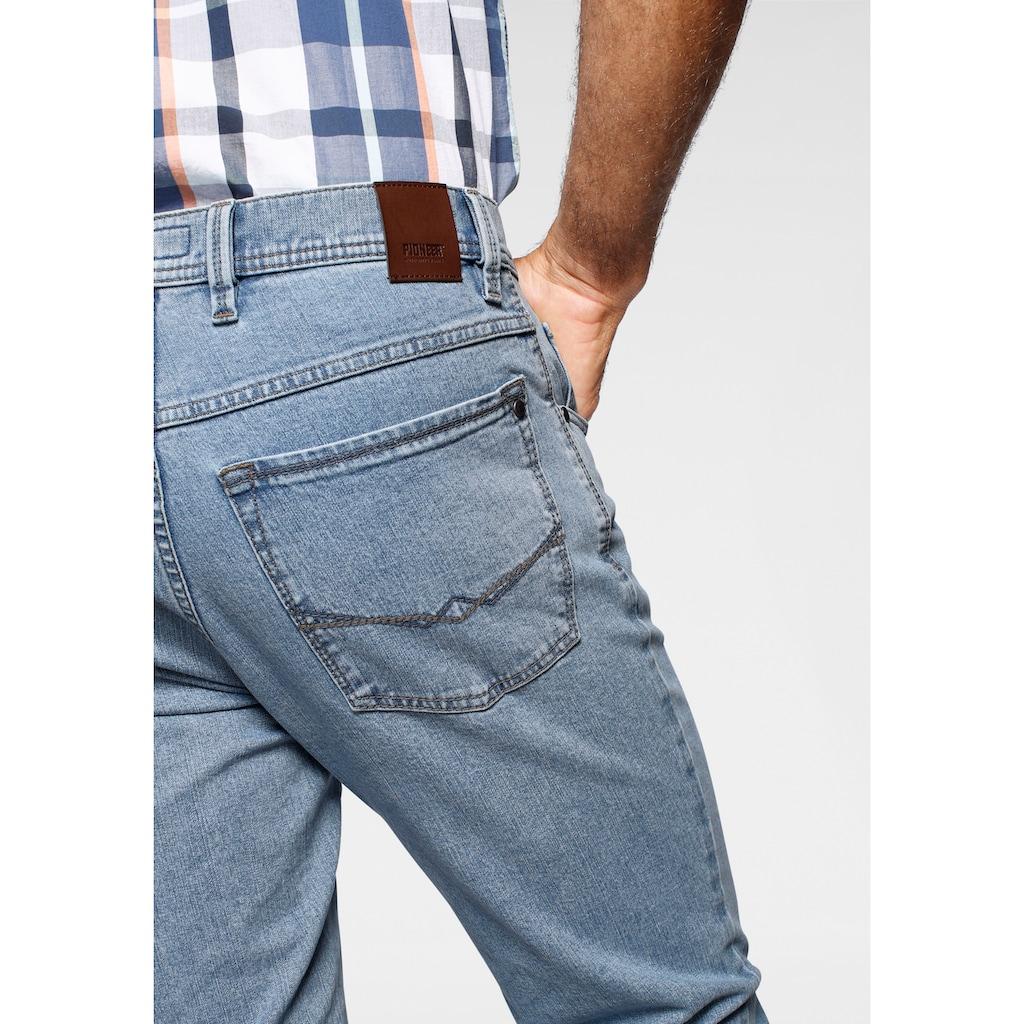 Pioneer Authentic Jeans Stretch-Jeans »Peter«, im 5-Pocket-Stil