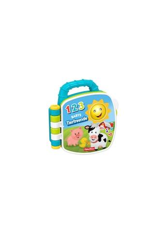 Fisher-Price® Spielzeug-Musikinstrument »Tierfreund«, 3 Batterien AA inklusive kaufen