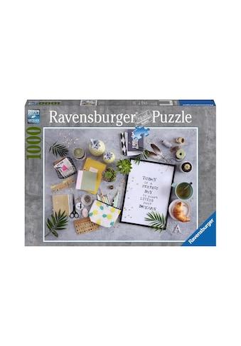 Ravensburger Puzzle »Start living your dream« kaufen