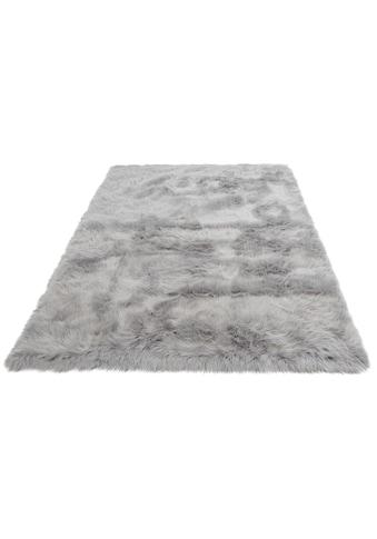 Fellteppich, »Valeria«, Home affaire, rechteckig, Höhe 60 mm, gedruckt kaufen